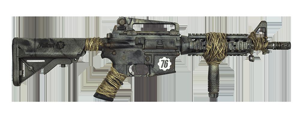 SA M933 R.I.S. Gen. II vdesignu FALLOUT 76